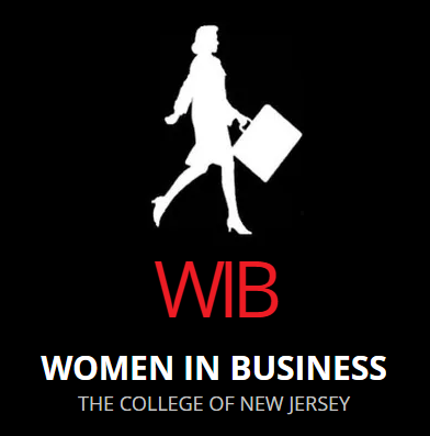 TCNJ Women in Business Club Logo